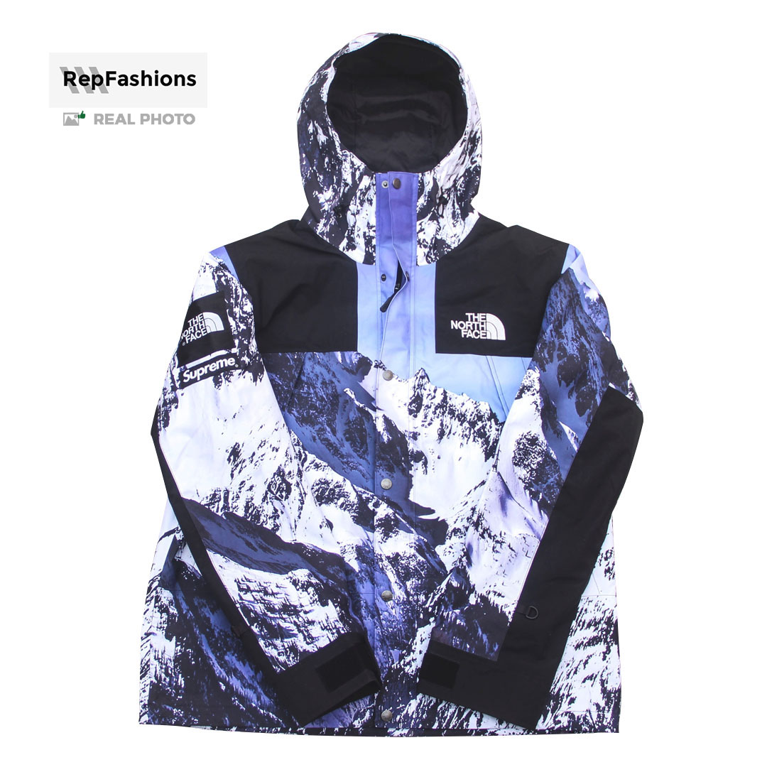 Supreme X TNF Mountain Parka - High Quality Replica Supreme Collection
