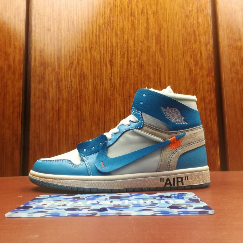 info for 4930a ce6fc Best Quality Off White Jordan 1 Retro High University Blue