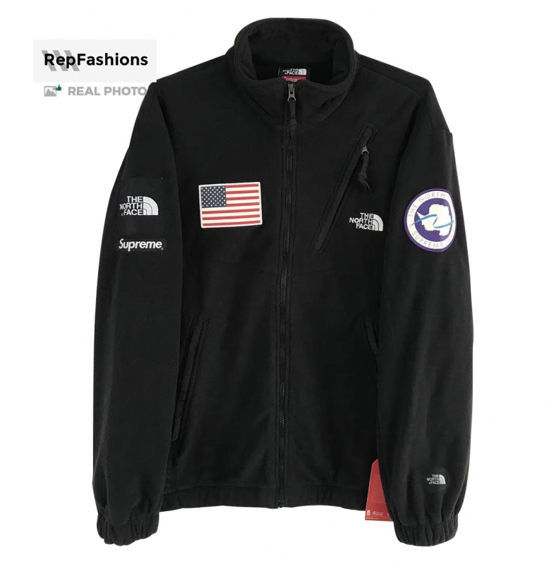 3a98d2838 Supreme The North Face Fleece Jacket - High Quality Replica Supreme Fleece  Jacket