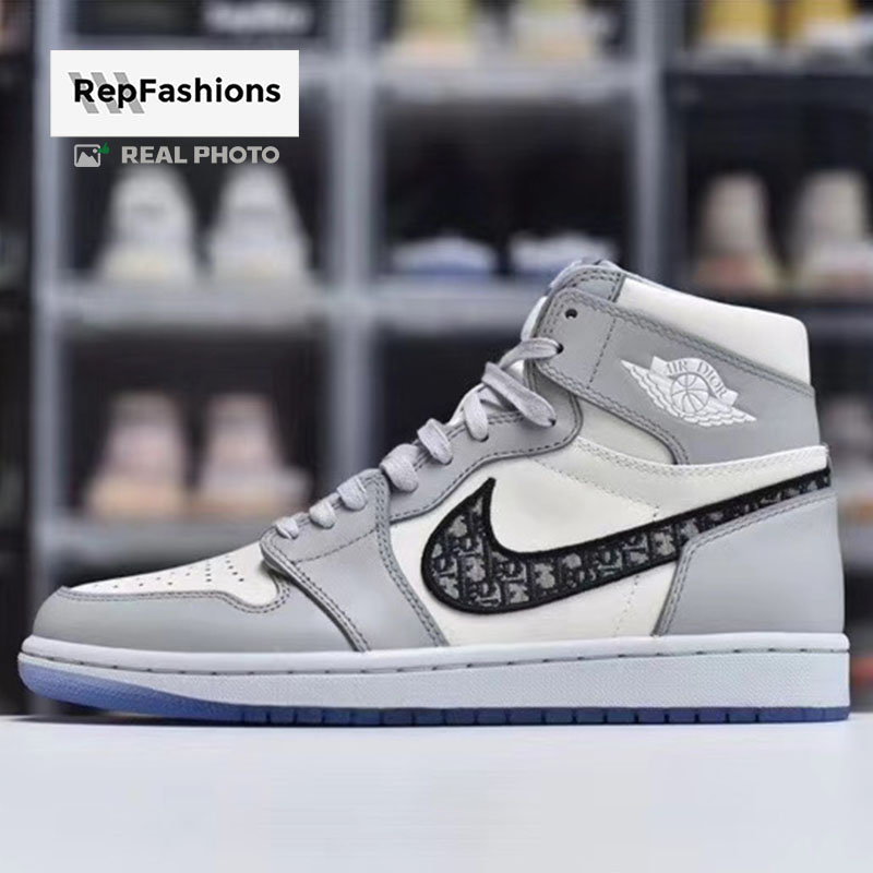 2020 hype replica air jordan dior sneaker